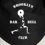 Design ~ Brooklyn Barbell Club Dog Bandana