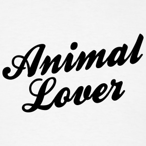 animal lover t-shirt - Men's T-Shirt