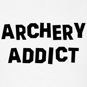 archery addict t-shirt - Men's T-Shirt