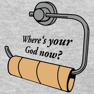 Where's your God now? Women's T-Shirts - Women's T-Shirt