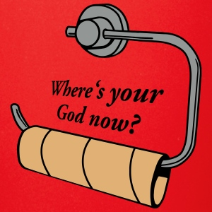 Where's your God now? Mugs & Drinkware - Full Color Mug