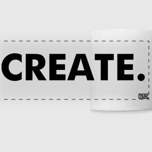 CREATE. Mug - Panoramic Mug