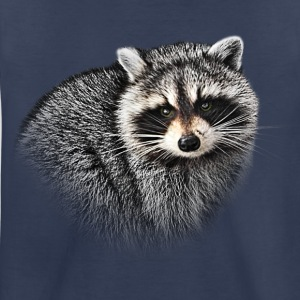 A Gentle Raccoon - Kids' Premium T-Shirt