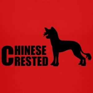 chinese crested dog Baby & Toddler Shirts - Toddler Premium T-Shirt