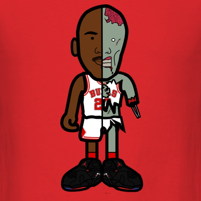 Legends Don't Die (Michael Jordan Undead Tee)