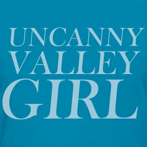 Uncanny Valley Girl - Women's T-Shirt