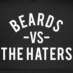 Beards Vs. The Haters Caps - Trucker Cap
