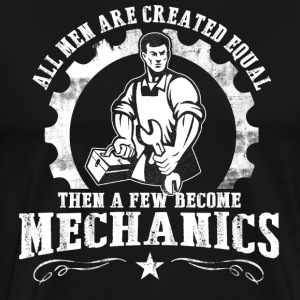 Mechanic T-Shirt - Men's Premium T-Shirt