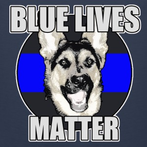 Blue lives matter - Men's Premium Tank