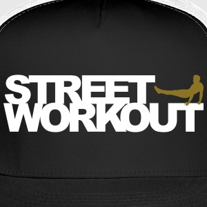 Street Workout Caps - Trucker Cap