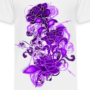 Cold_Roses - Toddler Premium T-Shirt