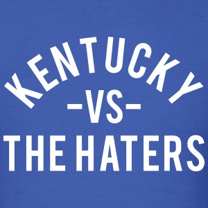 Kentucky vs. The Haters T-Shirts - Men's T-Shirt