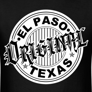 El Paso Original T-Shirts - Men's T-Shirt
