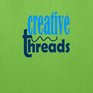 CreativeThreads-colored Bags & backpacks - Tote Bag