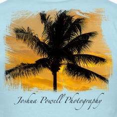 Palm Sunset T-Shirts