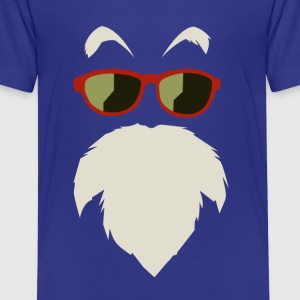 mr roshi - Kids' Premium T-Shirt