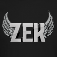 Design ~ ZexyZek Logo Middle Crewneck - Unisex