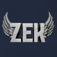 Design ~ ZexyZek Logo Corner Crewneck - Unisex