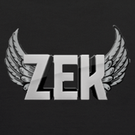 Design ~ ZexyZek Logo Hoodie - Kids