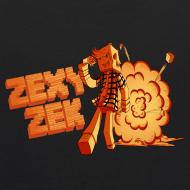 Design ~ ZexyZek Explosion Hoodie - Kids