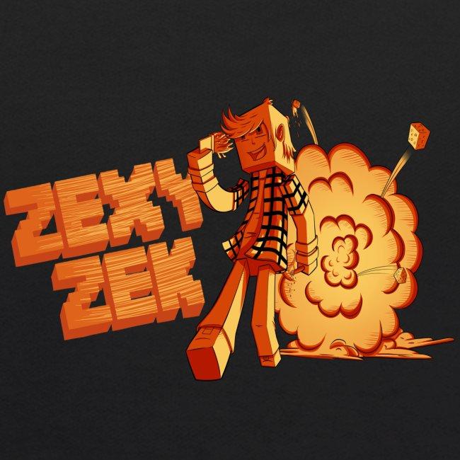 ZexyZek Explosion Hoodie - Kids