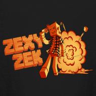 Design ~ ZexyZek Explosion Long Sleeve - Kids