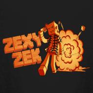 Design ~ ZexyZek Explosion Long Sleeve - Kids