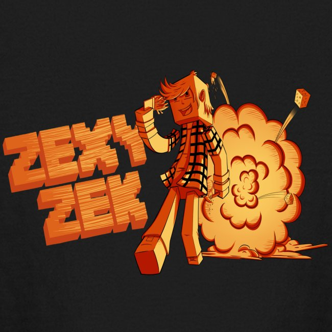 ZexyZek Explosion Long Sleeve - Kids