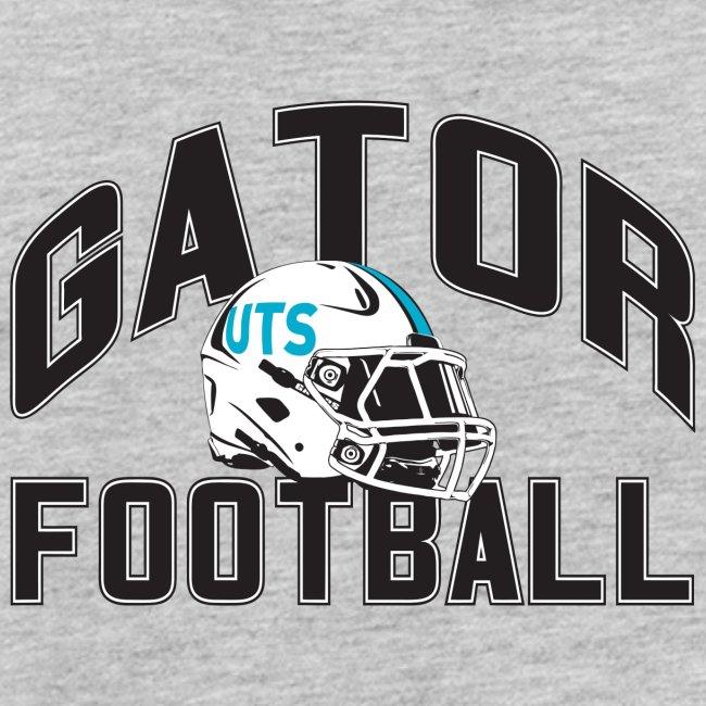 Men's UTS Gator Football Tank Top - Gray