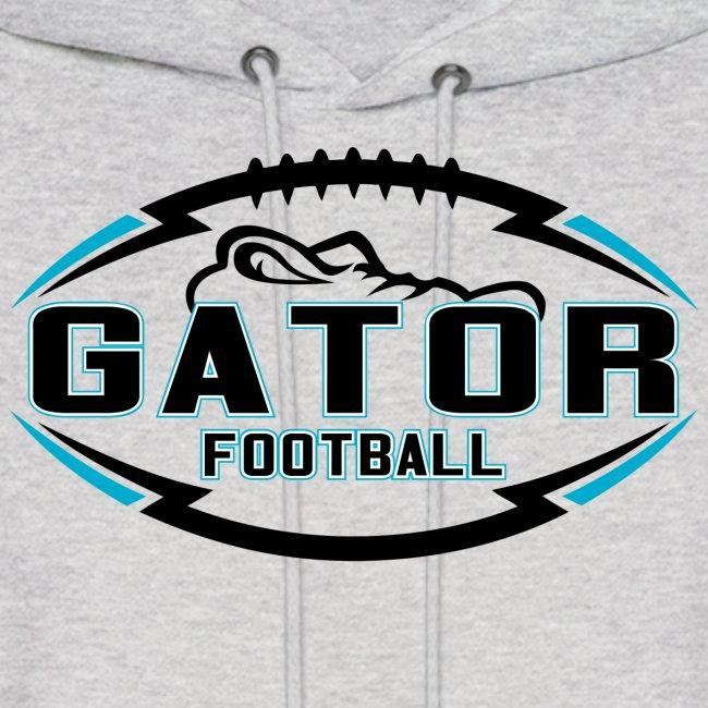 Men's UTS Gator Hoodie - Gray
