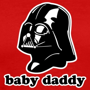 Darth Vader Baby Daddy T-Shirts - Men's Premium T-Shirt