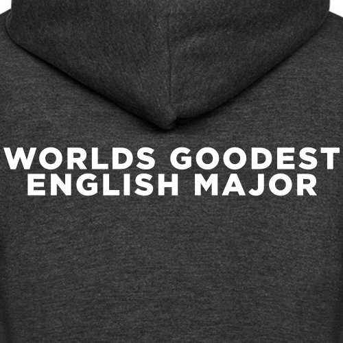 English Major Funny Quote