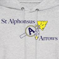 Design ~ St. Alphonsus Arrows