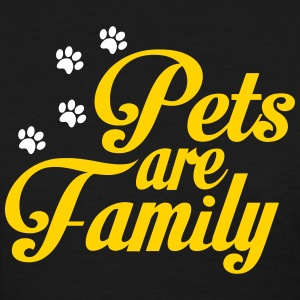Pets Are Family Women's T-Shirts - Women's T-Shirt