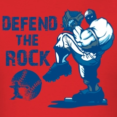 Defend the rock