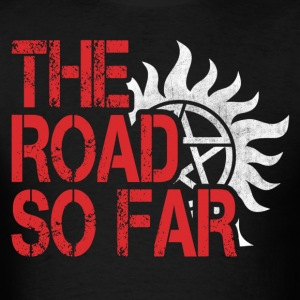 The Road So Far T-Shirts - Men's T-Shirt