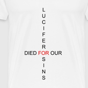 Lucifer Fan (The Wicked + The Divine) - Men's Premium T-Shirt