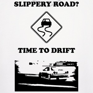 time to drift - Men's Hoodie