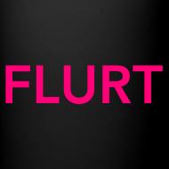 Design ~ FLURT Mug, Black