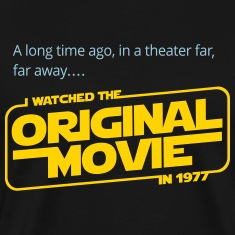 I Watched the Original in 1977