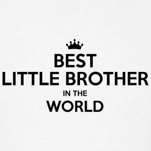 best little brother in the world t-shirt - Men's T-Shirt