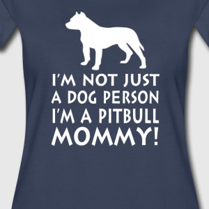 I'm a Pitbull Mommy! - Women's Premium T-Shirt