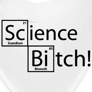 SCIENCE BITCH! Caps - Bandana