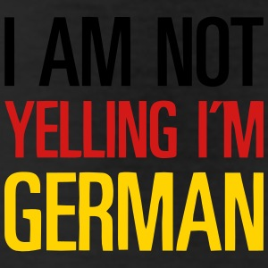 I AM NOT YELLING - I'M GERMAN Bottoms - Leggings