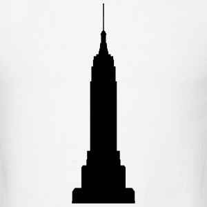 empire state t-shirt - Men's T-Shirt
