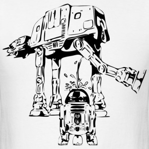 R2 Pee 2 - Men's T-Shirt