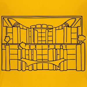 Chancellery in Berlin Kids' Shirts - Kids' Premium T-Shirt