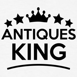 antiques king stars t-shirt - Men's T-Shirt