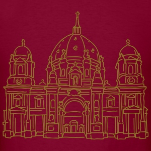 Berlin Cathedral T-Shirts - Men's T-Shirt