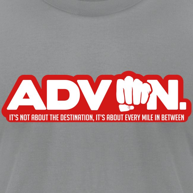 """""""ADV On"""" Every Mile 16"""